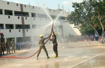 Fire Evacuation Drill