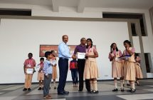 Assembly activity 20-11-2017 issued certificates for Chess competition winners &State level Chess competition selected student also awarded in assembly