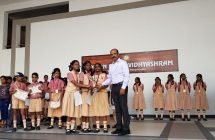 Ragapriya , Yalini and Jeyamvarshini of our School Tennis team won First Place in  Perambalur District .